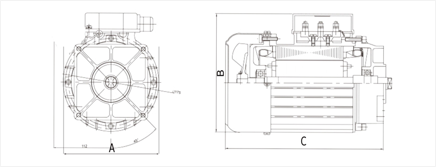AC MOTOR SPECIFICATION